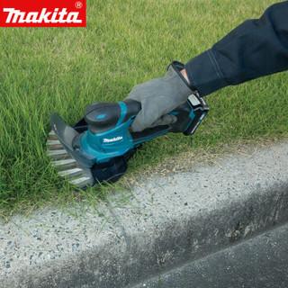 makita牧田充电式剪草机12Vmax锂电池小型家用割草机UM600DSAE UM600DMAE一电一充
