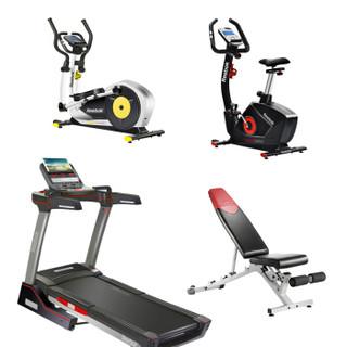 锐步(Reebok)小型健身房策划健身器材系列 家庭健身房 企业单位健身房团购策划 15平米