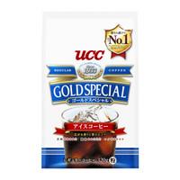 日本进口 UCC(悠诗诗) 黄金特选系列 冰咖啡咖啡粉  320g/袋  可冷冲