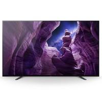 SONY 索尼 KD-55A8H OLED智能电视 黑色 55英寸