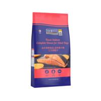 京东PLUS会员:海洋之星 三文鱼配方成犬粮小颗粒 12kg