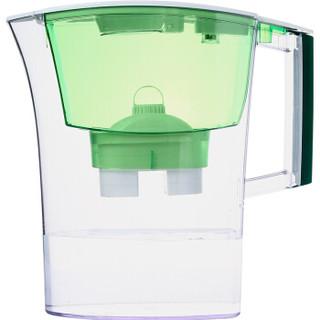 LAICA 莱卡 3L J51BB 免掀盖滤水壶 配滤芯 (绿色)
