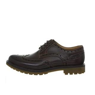 Clarks Montacute Wing Lace-Ups 男士系带休闲皮鞋