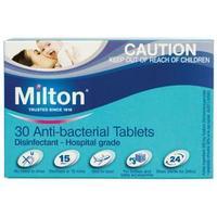 Milton 婴幼儿餐具消毒抗菌泡腾