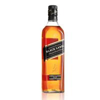 尊尼获加 黑牌苏格兰威士忌 700ml