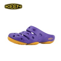 限尺码:KEEN YOGUI 1009111 女款户外溯溪洞洞鞋