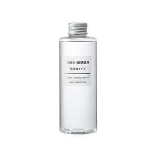 MUJI  敏感肌肤 舒柔化妆水 200ml 高保湿型