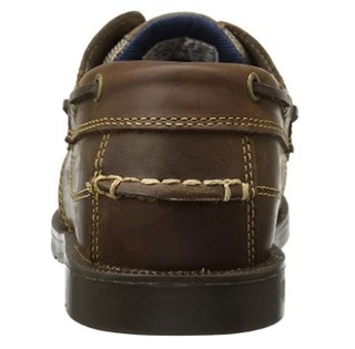 Timberland 添柏岚 Earthkeepers Kiawah Bay 男士真皮船鞋