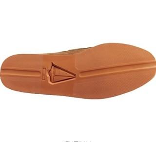 Allen Edmonds South Shore 男士真皮休闲鞋