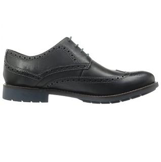 Clarks Garnet Limit 男士真皮雕花休闲鞋