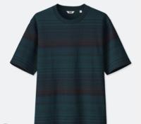 UNIQLO 优衣库 415510 男士条纹短袖T恤