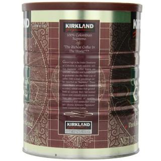 KIRKLAND 柯可蓝 哥伦比亚咖啡1.36kg
