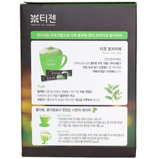 Teazen 抹茶拿铁 14.5g*10包