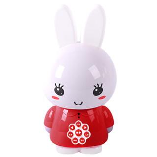 阿李罗火火兔 G6 儿童早教故事学习机 0-7岁婴幼儿宝宝益智玩具可充电下载 4G内存 红色