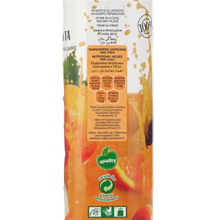 PRIMA 普瑞达 五种水果混合汁 1L