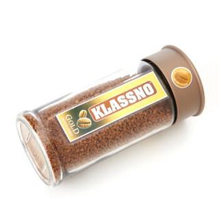 Klassno 卡司诺 冷冻干燥速溶咖啡 100g