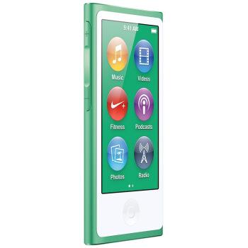 Apple iPod nano MD478CHA 多媒体播放器 绿色