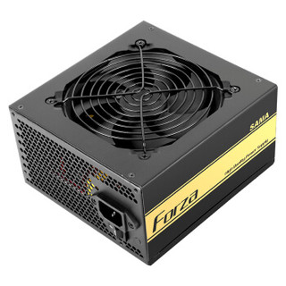 SAMA 先马 ETX-500-1 电脑电源 金牌(90%)500W 非模组化
