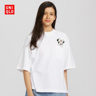 UNIQLO 优衣库 DPJ 428404 印花短袖T恤