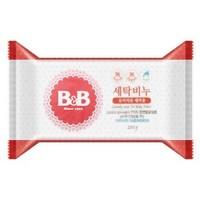 保宁B&B 婴幼儿尿布皂 200g*4(共四块)