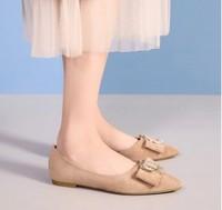 DUSTO 大东 20C1636A 女士甜美小单鞋