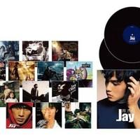 周杰伦20周年黑胶大碟 LP珍藏套装