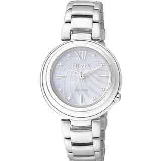 CITIZEN 西铁城 EM0331-52D 女士光动能手表