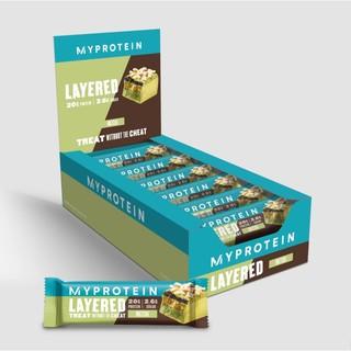 银联专享 : MYPROTEIN 六层夹心高蛋白棒 抹茶口味 12条