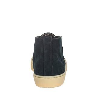 Clarks Originals Desert Vulc 男士沙漠靴 Midnight Blue Suede EU40