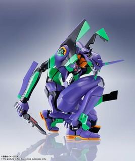 BANDAI 万代 泛用人型决战兵器 人造人EVA初号机