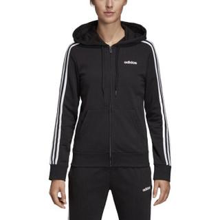 阿迪达斯 ADIDAS 女子 女子训练系列 W E 3S FZ HD 运动 夹克 DP2419 XL码