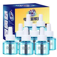 兔之力(兔の力) 电蚊香液 补充装无香型 40mlx8瓶  *2件
