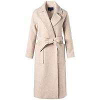 3COLOUR 三彩 S812534D00 女士羊毛大衣