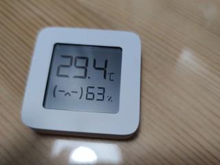 米家温湿度传感器用来监控防潮箱