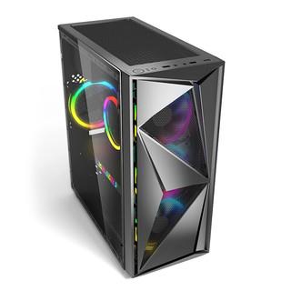 狄派 DP08P84 24英寸台式机 酷睿i5-9400F 16GB 480GB SSD GTX 1650 4G