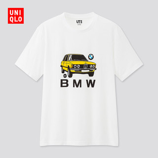 UNIQLO 优衣库 (UT) The Brands Cars 427642 男士印花T恤(短袖)
