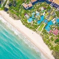 三亚海棠湾万丽度假酒店 豪华房2晚(含双人特色套餐+下午茶+视房态升房)