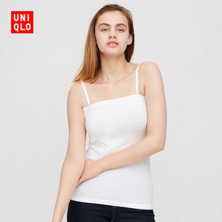 UNIQLO 优衣库 423121 女士抹胸吊带衫