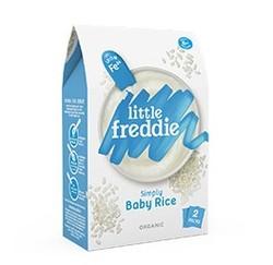 LittleFreddie 小皮 原味有机婴幼儿大米粉 1段 160g