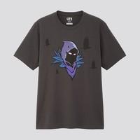 UNIQLO 优衣库 Fortnite 426827 印花T恤