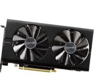 AMD蓝宝石RX 580 8G/4G 2048sp白金版 全新台式机 独立显卡