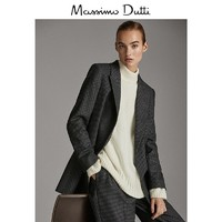 Massimo Dutti 05603814712 女款长袖针织上衣
