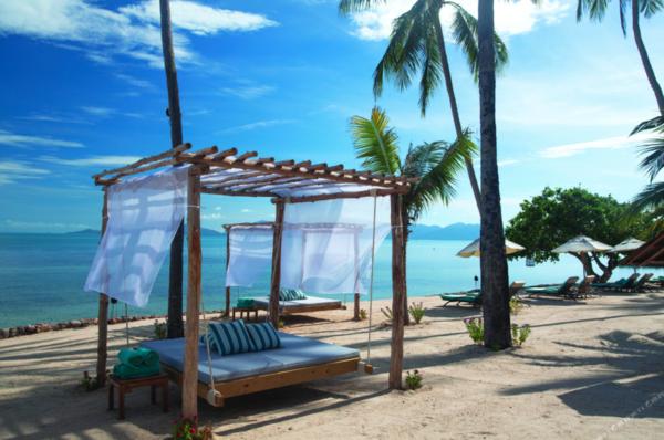 泰国苏梅岛贝梦德纳帕塞度假村62㎡海景别墅2晚(含早餐+下午茶)