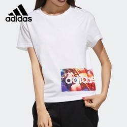 Adidas 阿迪达斯 FR7992 女子休闲运动T恤