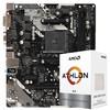 华擎(ASRock)A320M-HDV R4.0主板+AMD速龙200GE 板U套装