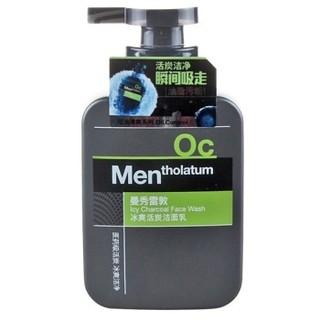 Mentholatum 曼秀雷敦 冰爽活炭洁面乳 150ml