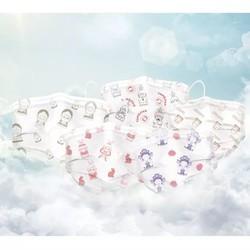 超亚 天宫商殿联名 一次性医用外科口罩 50只