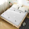 简丽(janlee)全棉床笠 床上用品席梦思保护套床罩床垫罩单件床套 防滑床单 单件 圣牧精灵 150x200cm