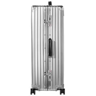日默瓦(RIMOWA) 铝镁合金拉杆托运箱 CLASSIC  30寸银色  972.73.00.4