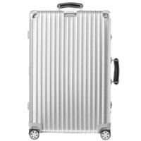 日默瓦(RIMOWA) 铝镁合金拉杆托运箱 CLASSIC  26寸银色  972.63.00.4